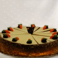 Carrot Cake (Zila Cube Mold)