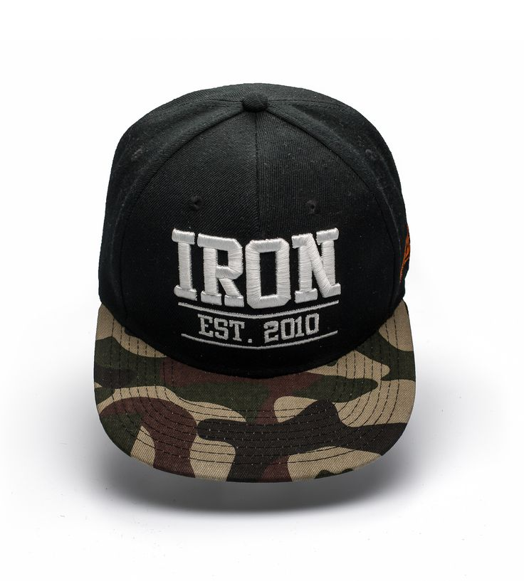 Iron. The lifters DNA. 💪 Our camo-snap back in stock soon! Who wants one? 😍 Exclusive to irontanksgymgear.com Built #Iron Tough