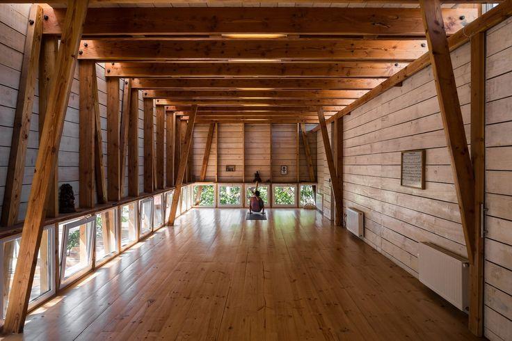 Galería de 50 Detalles constructivos de arquitectura en madera - 24