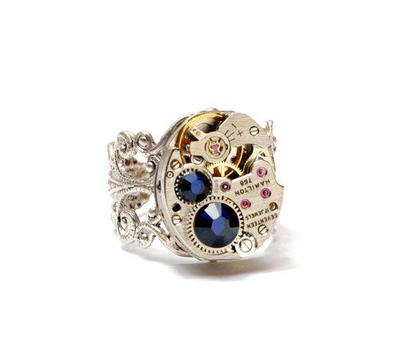 Men Brassed Ring