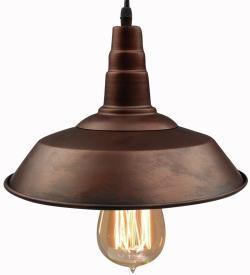 bronze vintage industrial edison pendant lamp light