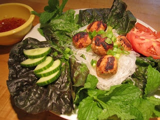 Vietnamese Meatballs with Vermicelli Recipe – The Lemon Bowl