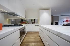 Image result for kitchen island benches with wine fridge integrated