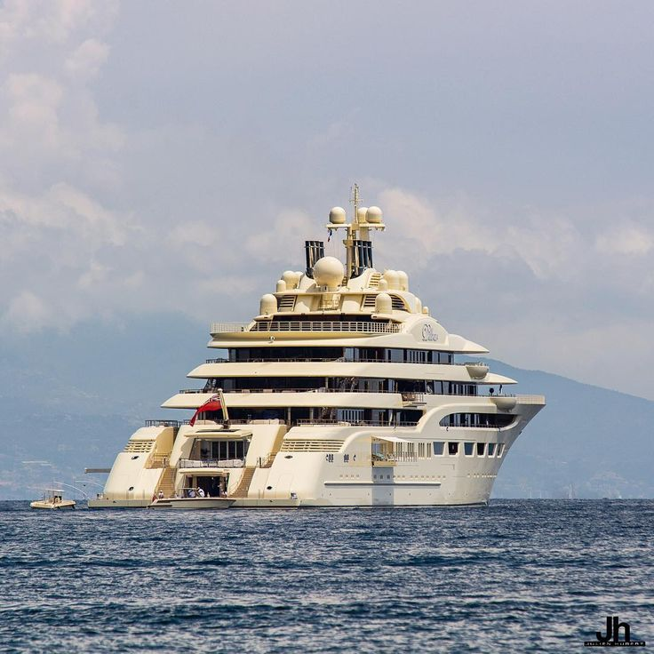 156m Dilbar has now officially become the world's largest yacht by volume. This follows Lurssen confirming the yacht's gross tonnage of 15,917 tons. The yacht therefore tops Al Said's 15,850 tons and Azzam's 13,136 tons.