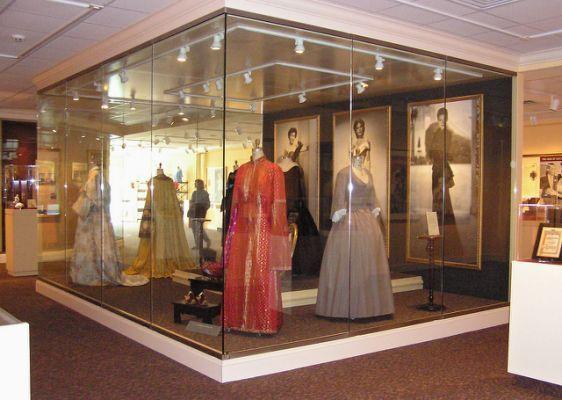 Ava Gardner Museum in Smithfield,