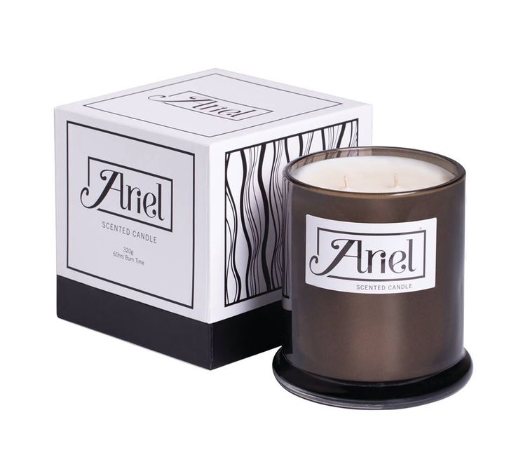 The Ariel candle has a base note of patchouli, heart note of jasmine with fruity top notes of nectarine and black current, black raspberry and black cherries. The patchouli essential oil is soothing to the nervous system and is used to relieve symptoms of depression and stress. Jasmine is a sensual, soothing, calming oil that promotes love and peace. The blend of nectarine, black current candle. and berries gives a surprisingly sweet aroma and creates the unique character of the