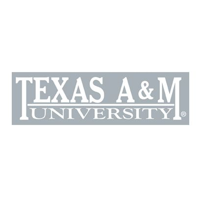 8 5 x 2 5 texas am university decal