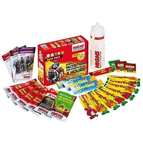From 8.98:High 5 Race Pack (case Of 20)