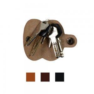 Leather Key Jacket