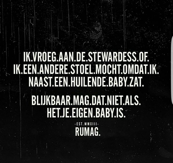 Baby #rumag