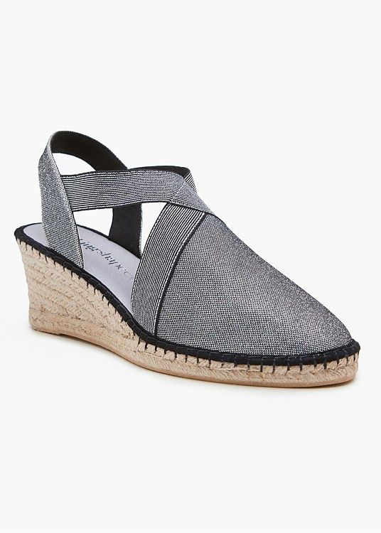 Step out in style & comfort in the latest Women's Shoes from Taking Shape. Shop online for wide fitting shoes and get Free Shipping in Australia Over $60  , ENYA WEDGE