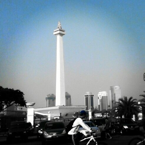 Monument National of Jakarta part 2