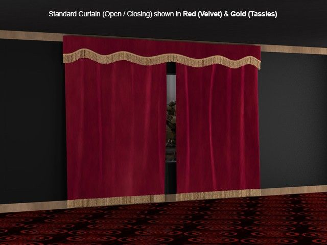 soundright open close curtains