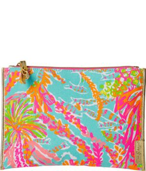 Lilly Pulitzer Seaspray Pouch