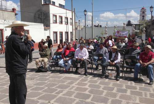 La política neoliberal, causa de la violencia e inseguridad en el país AMLO Foto