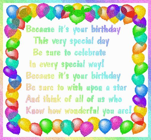 112 best special occasions images on pinterest happy birthday quote to use for student created birthday books bookmarktalkfo Images