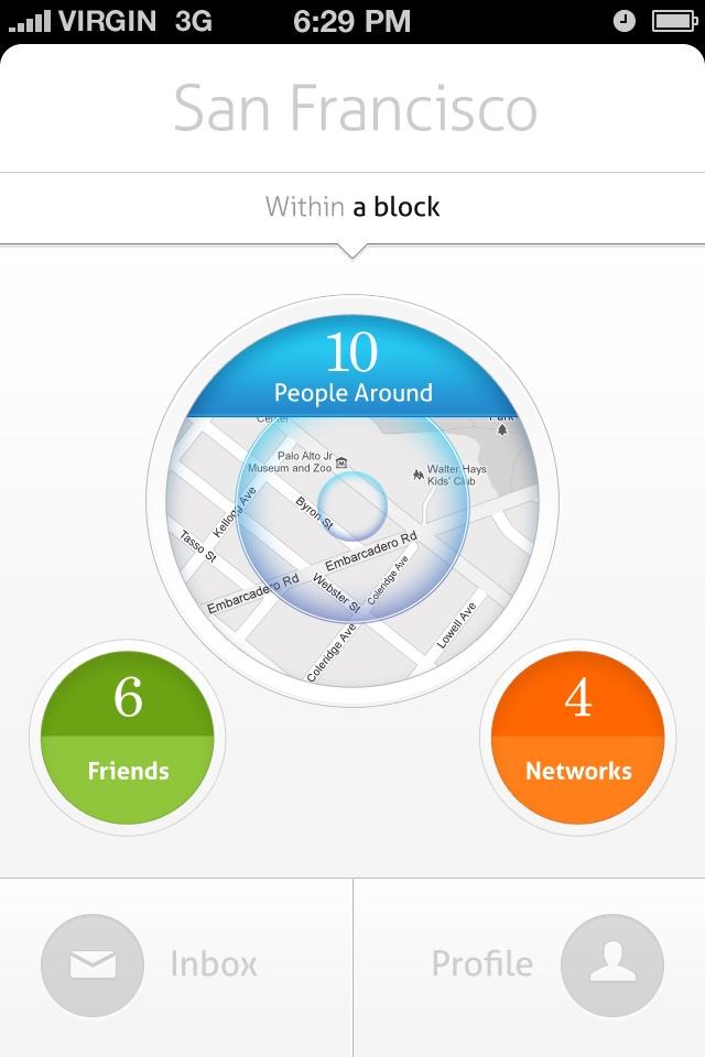 Circle application