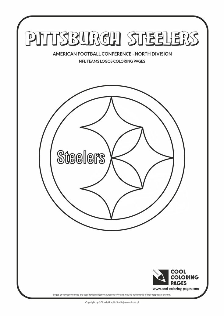 Best 20 coloring pages images on Pinterest   Nfl football ...
