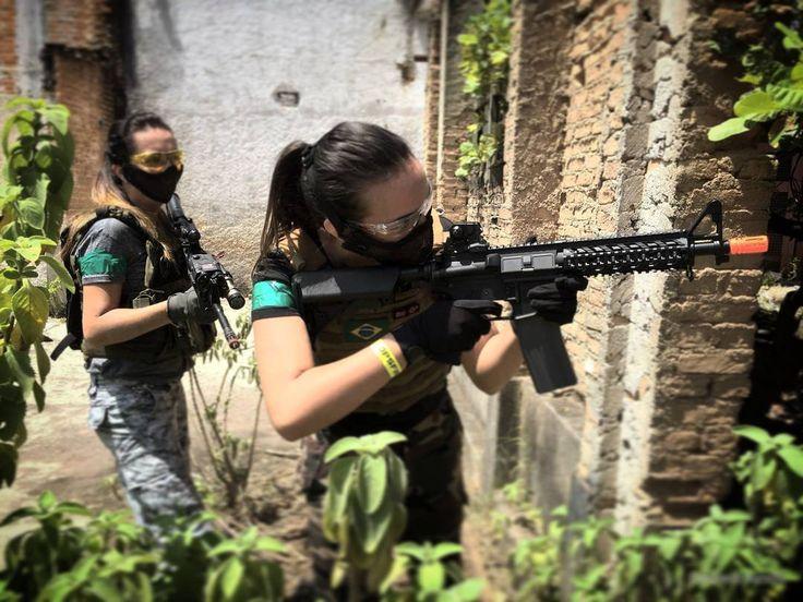 From @gabycarreira @mariforato @danisereia76  @opsfield  #airsoft  #airsoftinternational #airsoftbrasil #airsoftsports #ares #hk #g36c #m4 #m4a1 #honeybadger  #cybergun #benelliusa #m1014 #fnherstal #p90 #echo1usa #remington700 #classicarmyusa #springfield #m14 #army #kimber #r28 #m1911 #pistol #shotgun #rifles #assault #dmr #sniper