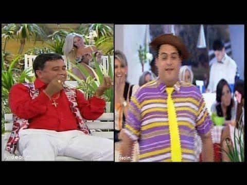 Show de Paulinho Gogo & Matheus ceara - pra fazer xixi de Ri  -  A Praça...