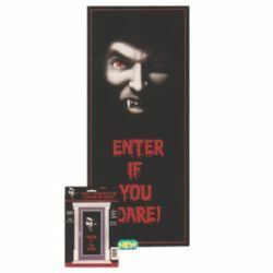 651 - Vampire Door Poster Door Poster Vampire (70cm x 150cm) - Each
