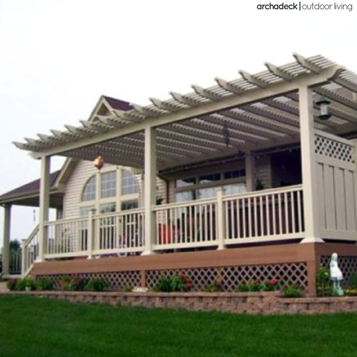 117 Best Covered Deck And Patio Ideas Images On Pinterest | Decks, Covered  Bridges And Covered Decks