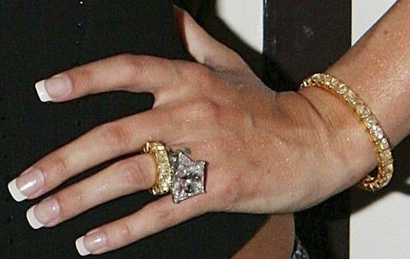 Celebrity Wedding Rings - PurseForum
