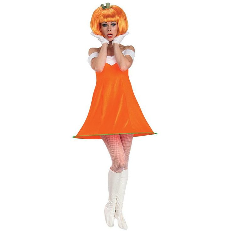 Pumpkin Spice Adult Costume