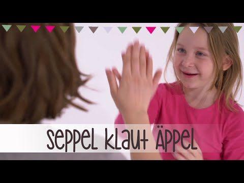 Seppel klaut Äppel   Klatsch-Spiel Anleitung - YouTube