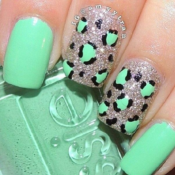 The 288 best ❤ Diseños de Uñas Decoradas ❤ images on Pinterest ...