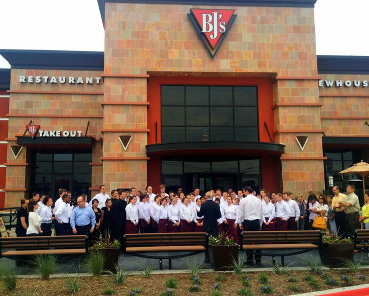 BJ's Restaurant & Brewhouse is near the Richland Mall in Waco.