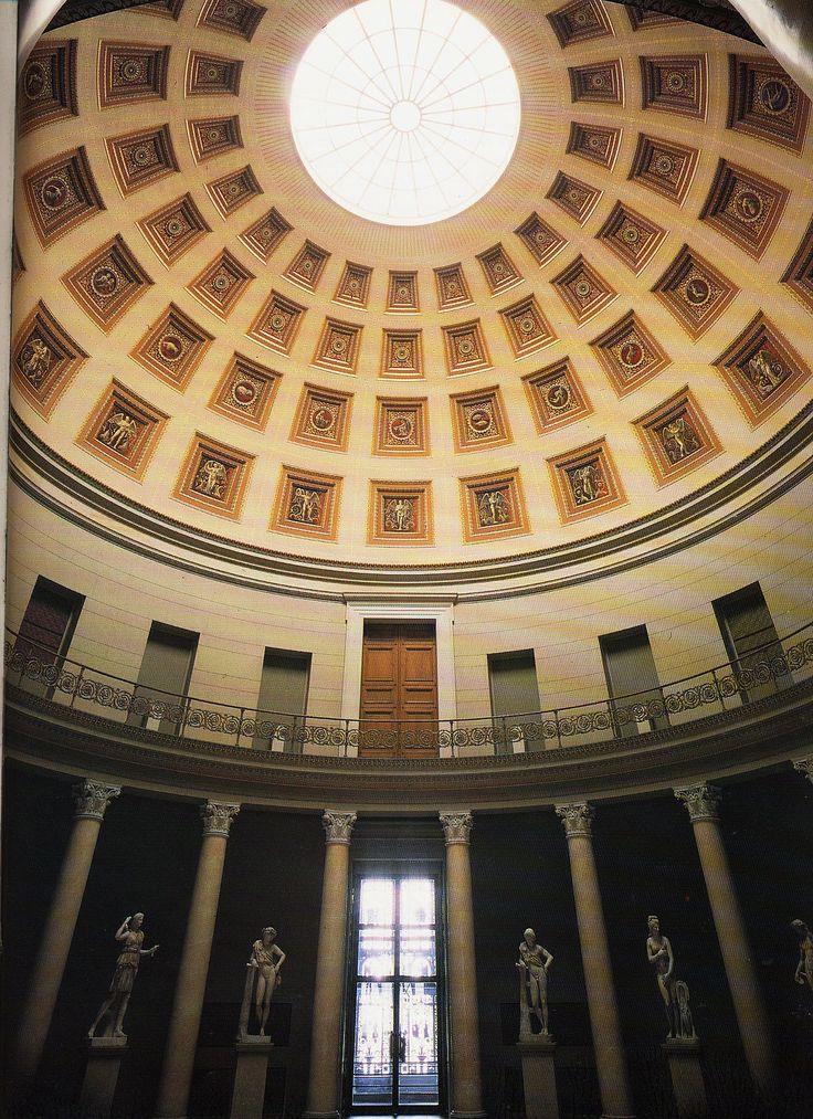 23 best villa rotonda images on pinterest villas for Interior architecture berlin
