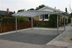 No garage so maybe a carport