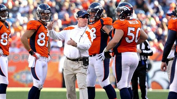 Fox has Broncos in the hunt by Rick Reilly