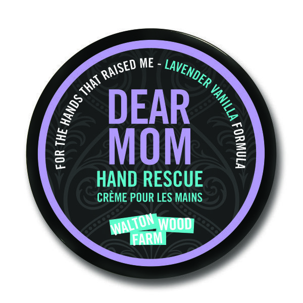 Mom Lavender Hand Rescue Lotion