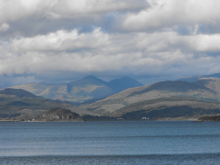 View from Lismore