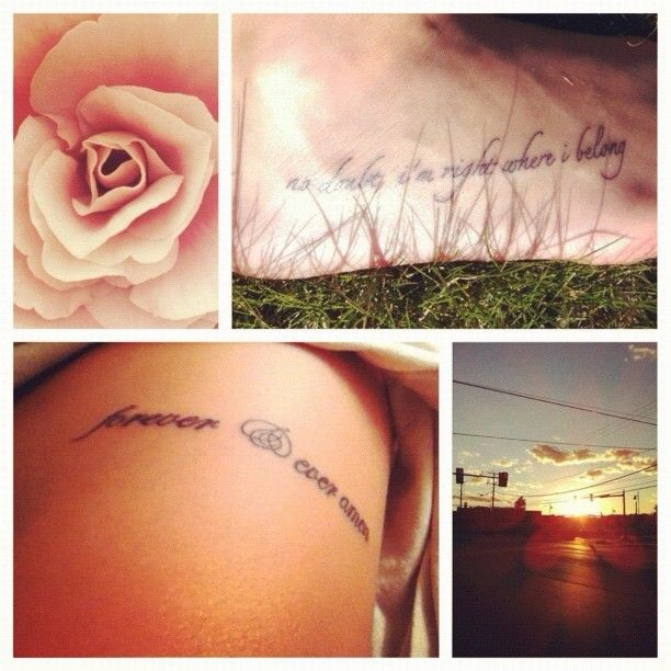 Country Girl Quotes Tattoos