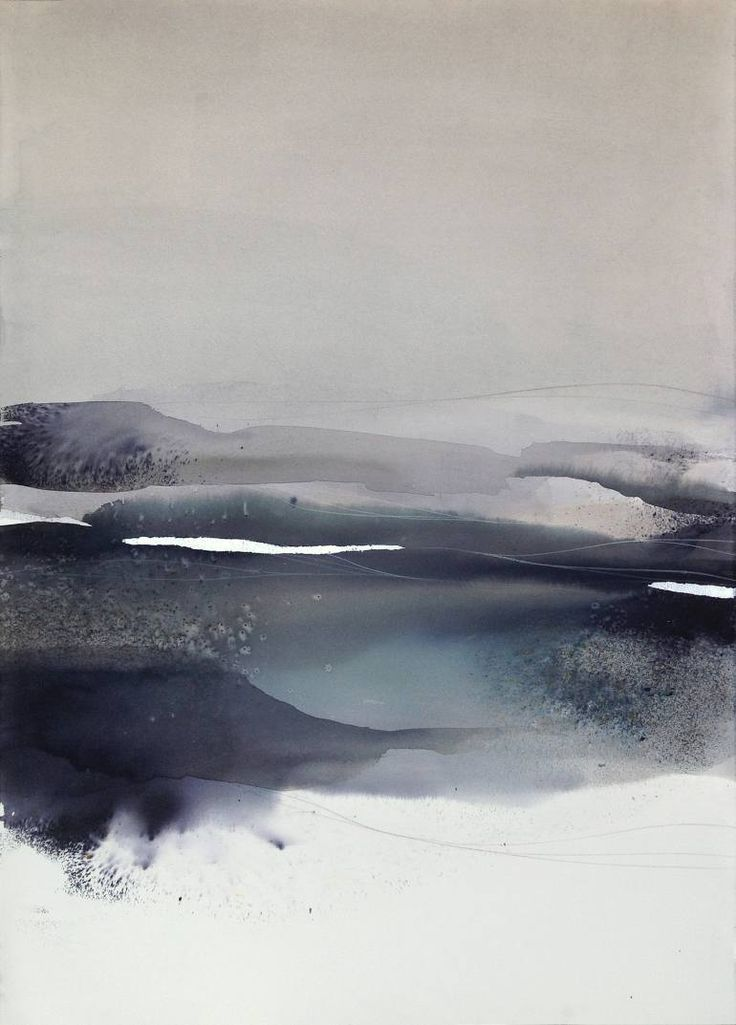 "Saatchi Art Artist Sabrina Garrasi; Painting, ""Remaining in Silence…"