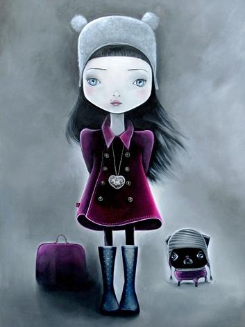 Lola canvas_by L.Feldchtein