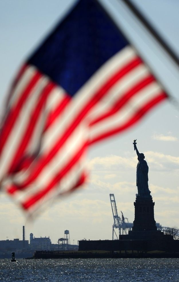 When she was proud. | The 28 Fiercest Moments In The Life Of The Statue Of Liberty