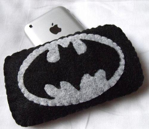 BATMAN iPhone iPod Case by SarahandLuiza, via Flickr