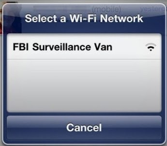 What a good way to freak out your neighbors!