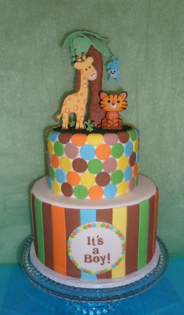 Cake#4. Shower BabyBaby ...