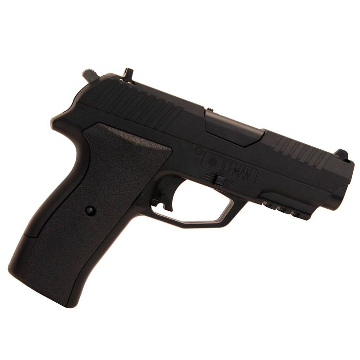 Other Air Guns and Slingshots 178891: New Crosman Iceman Co2 Dual Ammo Pistol .177 Caliber Airgun Steel Barrel Ccice7b -> BUY IT NOW ONLY: $51.21 on eBay!