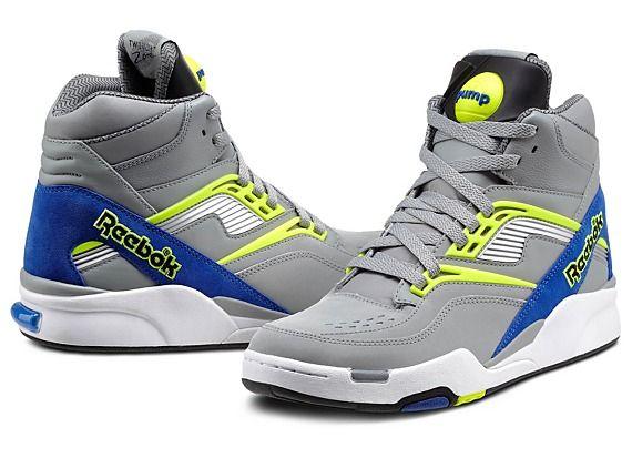 reebok shoes high neck