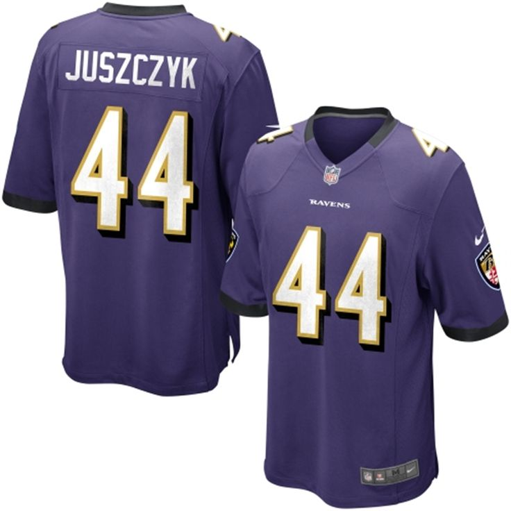 ... Nike Youth Baltimore Ravens Kyle Juszczyk Team Color Game Jersey  Baltimore Ravens Womens Black Nike Off-Kilter Tri-Blend Deep V-Neck T ... 43b741cc5