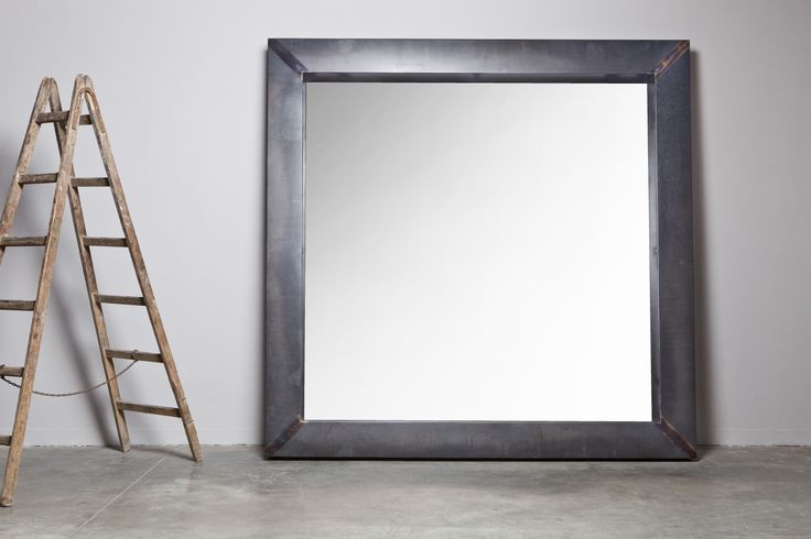 Mirror Big Square by ENDSIDE ORIGINALS