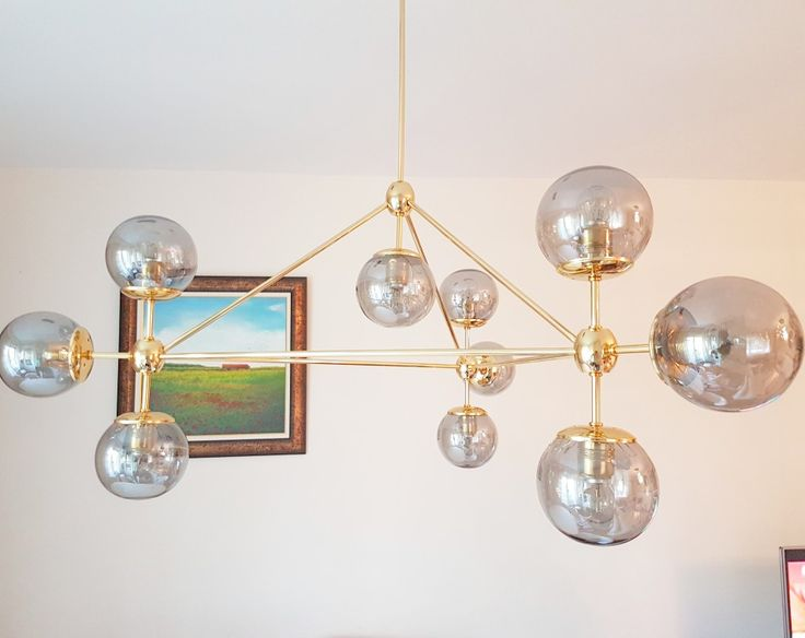 Modo pendant lighting    Metal Body : Copper, Gold, Chrome, Black   Glass colors : smoke, honey, white, transparent