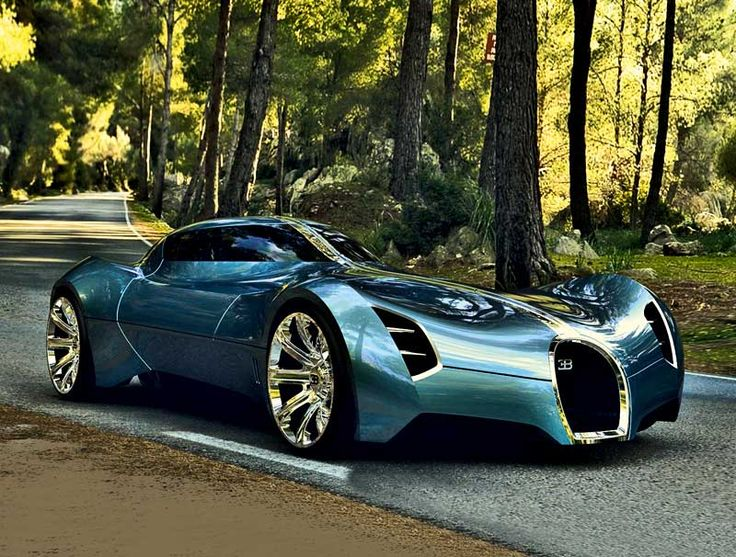 Bugatti Aerolithe Concept -- Curated by: Williams Automotive | 1790 KLO Rd. Kelowna | 250-860 2812