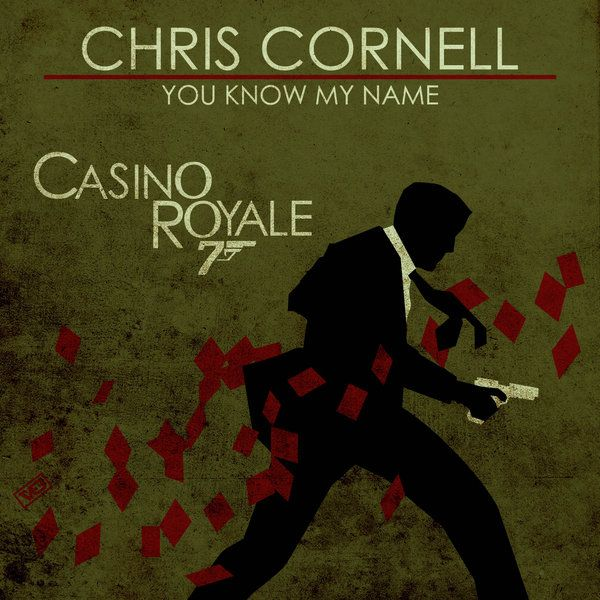 chris cornell casino royal